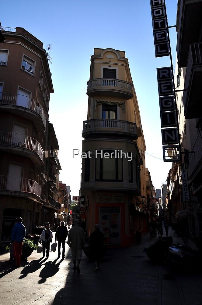 San Feliu 3 by Pat Herlihy