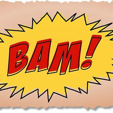Bam Comic 2 by ModaMario1021