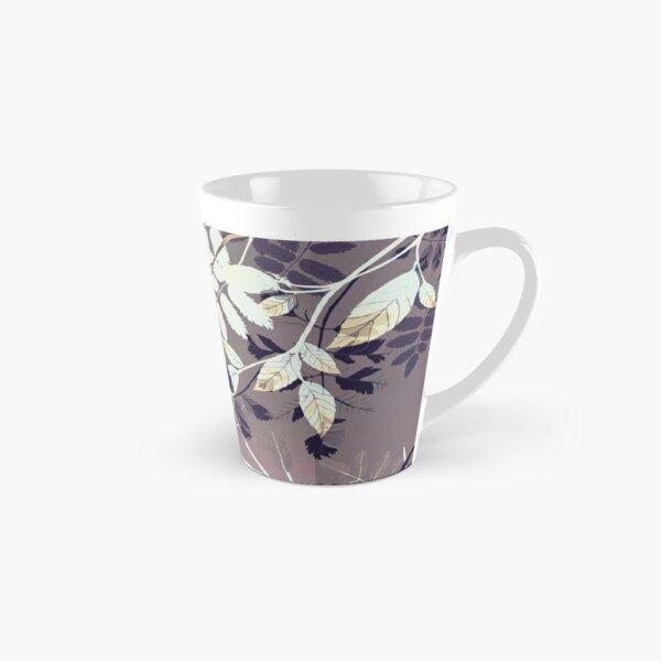 Interleaf - gray Tall Mug