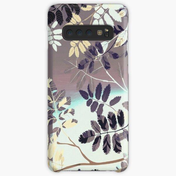 Interleaf - gray Samsung Galaxy Snap Case