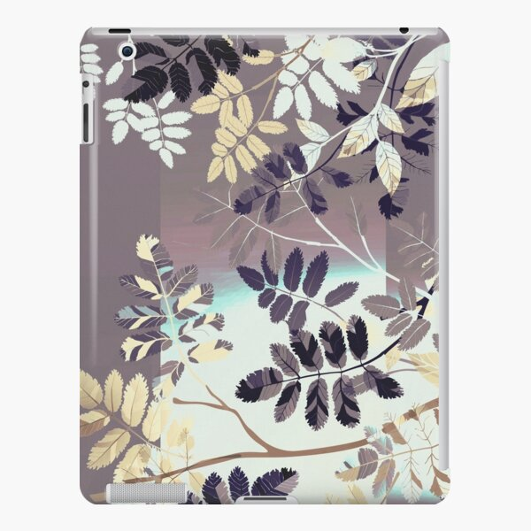 Interleaf - gray iPad Snap Case