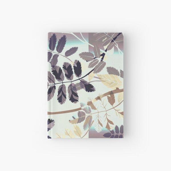 Interleaf - gray Hardcover Journal