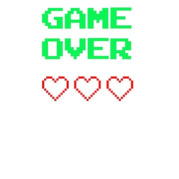 Game Over by Faba188