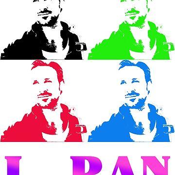 Ryan Gosling - La La Land - I ran (A flock of seagulls song) by tomastich85