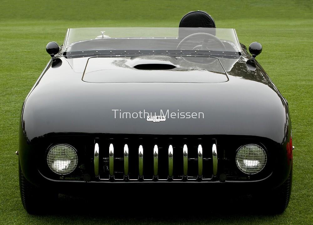 1955 Kurtis 500KK Sutton Roadster MKK58 by Timothy Meissen
