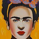 Frida  by Carrie Smith Kilgore
