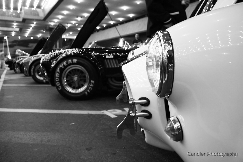 """Cobra Lineup"" by Candler Photography"