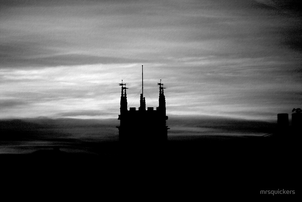 church at night by mrsquickers