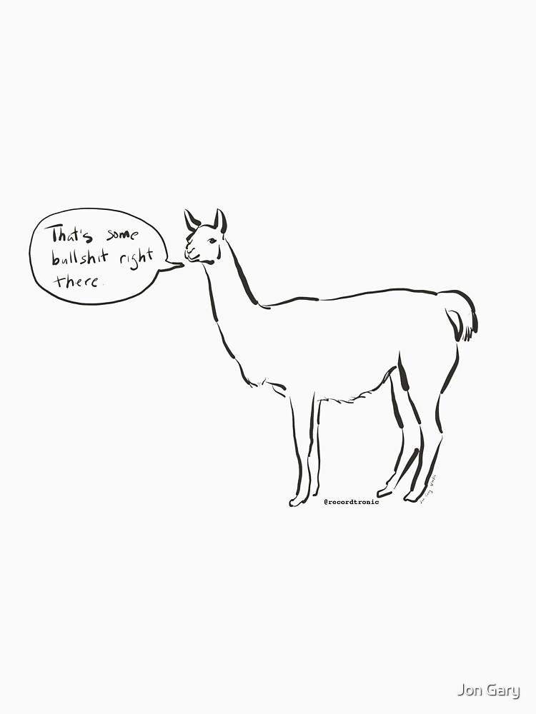 The Llama by jongary