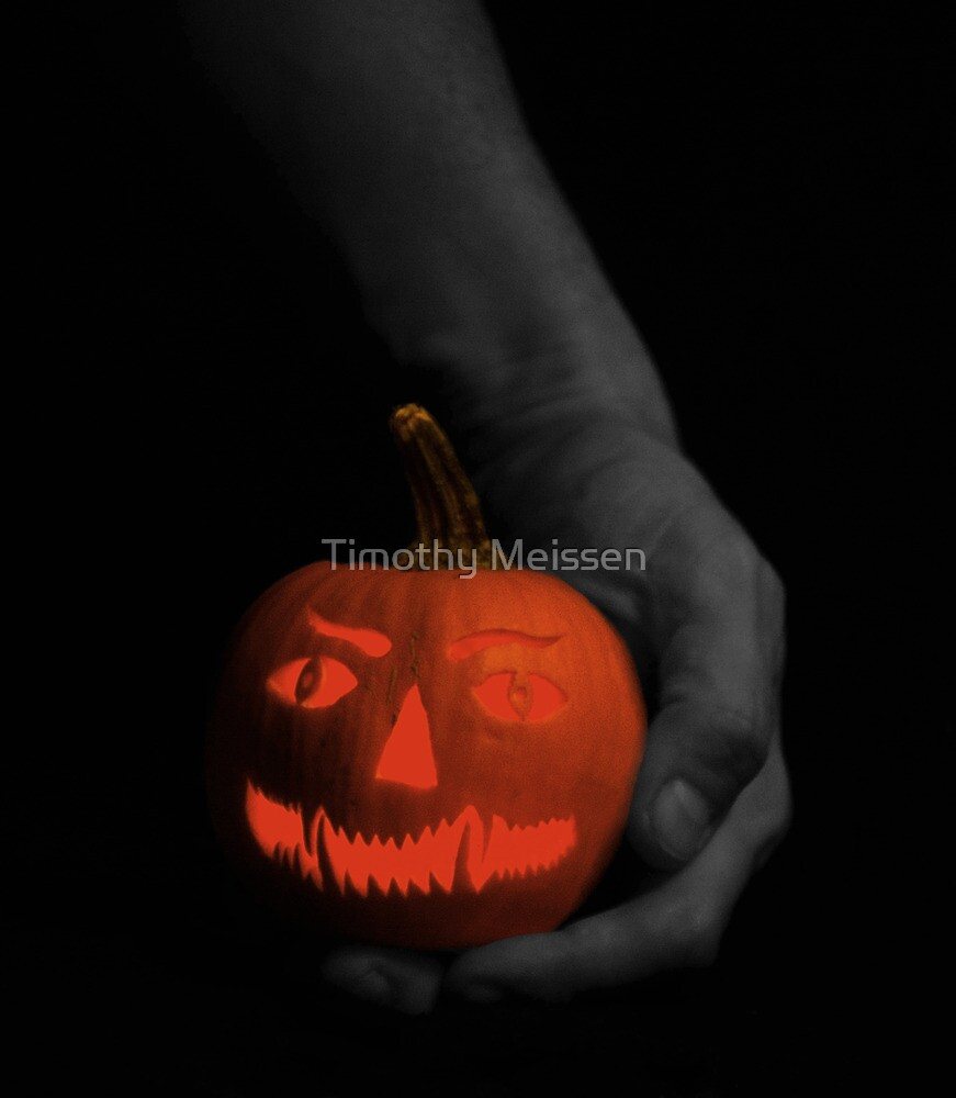 The Tiny Terror by Timothy Meissen