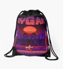 Legendary Warrior Drawstring Bag