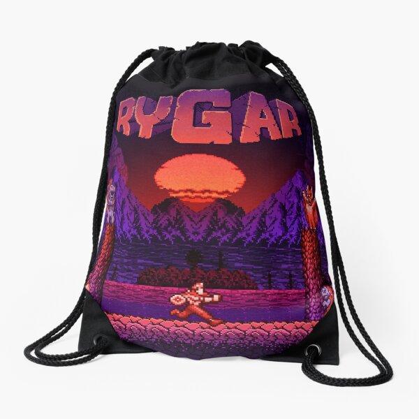 Legendary Warrior Drawstring Bag