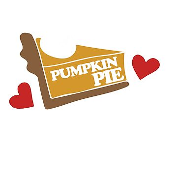 Thankful Blessed Pumpkin Pie Obsessed  by Boogiemonst