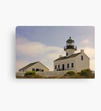 Old Point Loma Lighthouse San Diego, California Canvas Print