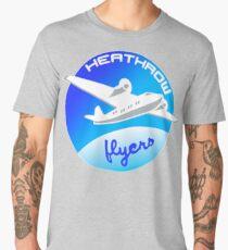 Fantasy Football - Heathrow Flyers FC Men's Premium T-Shirt