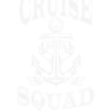 Family Cruise Squad 2019 Vacation Vintage by vasebrothers