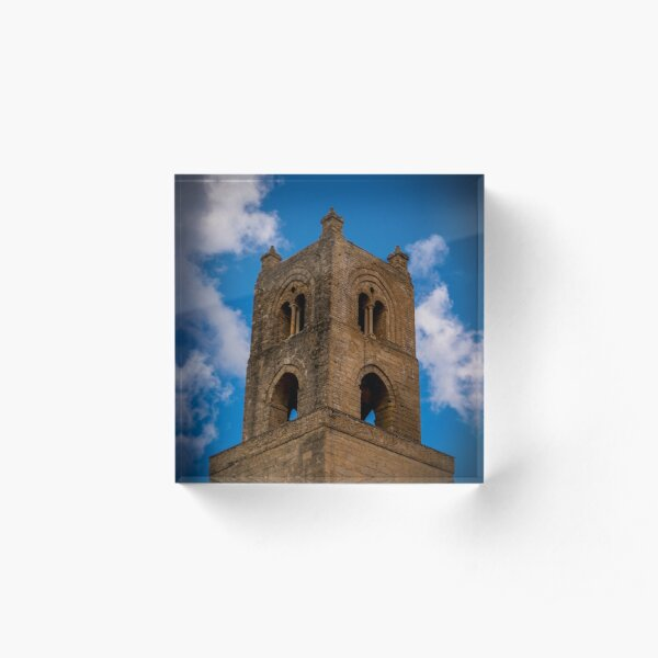Tower Acrylic Block