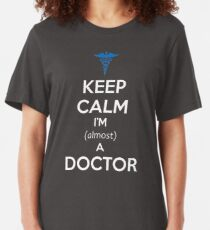 Medical Student Gifts for Graduation - Men and Women - Med School Presents Slim Fit T-Shirt