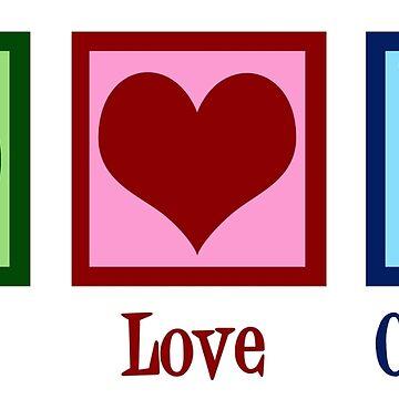 Peace Love Clarinets by elishamarie28