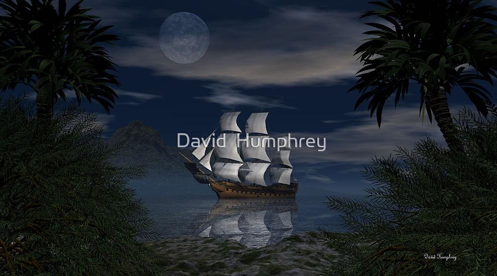 Entering The Bay by David  Humphrey