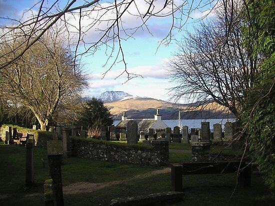 Luss, Scotland by MagsWilliamson