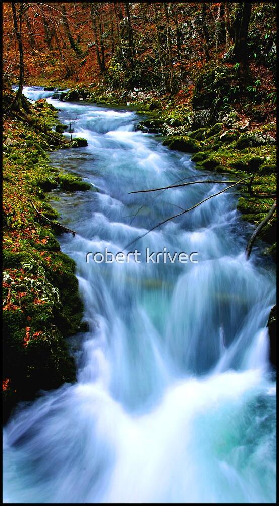 river by robert krivec