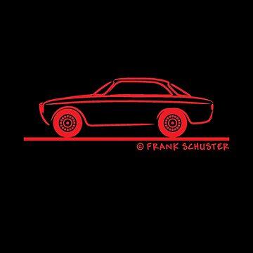 Alfa Romeo GTV GTA  by azoid
