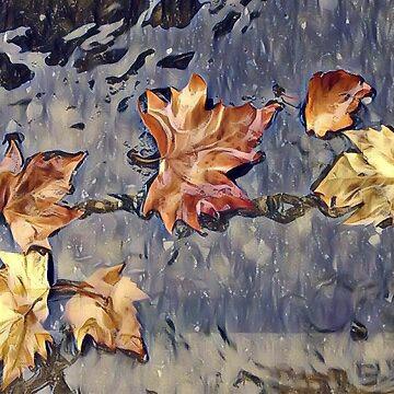Autumn sketch by oirisha