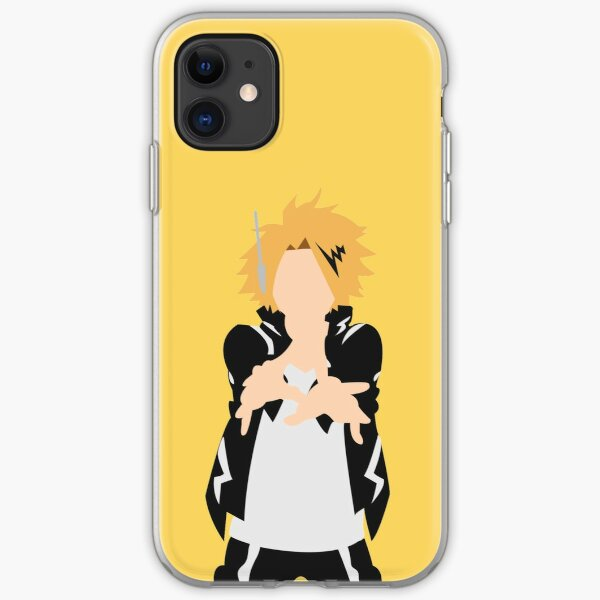 Denki Kaminari - My Hero Academia iPhone Soft Case