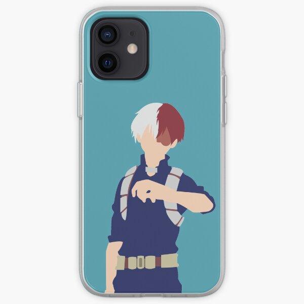 Todoroki Shoto - My Hero Academia iPhone Soft Case