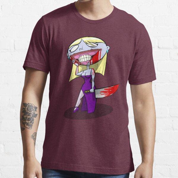 Smile More - Sans Text Essential T-Shirt