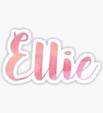 Pegatina Ellie