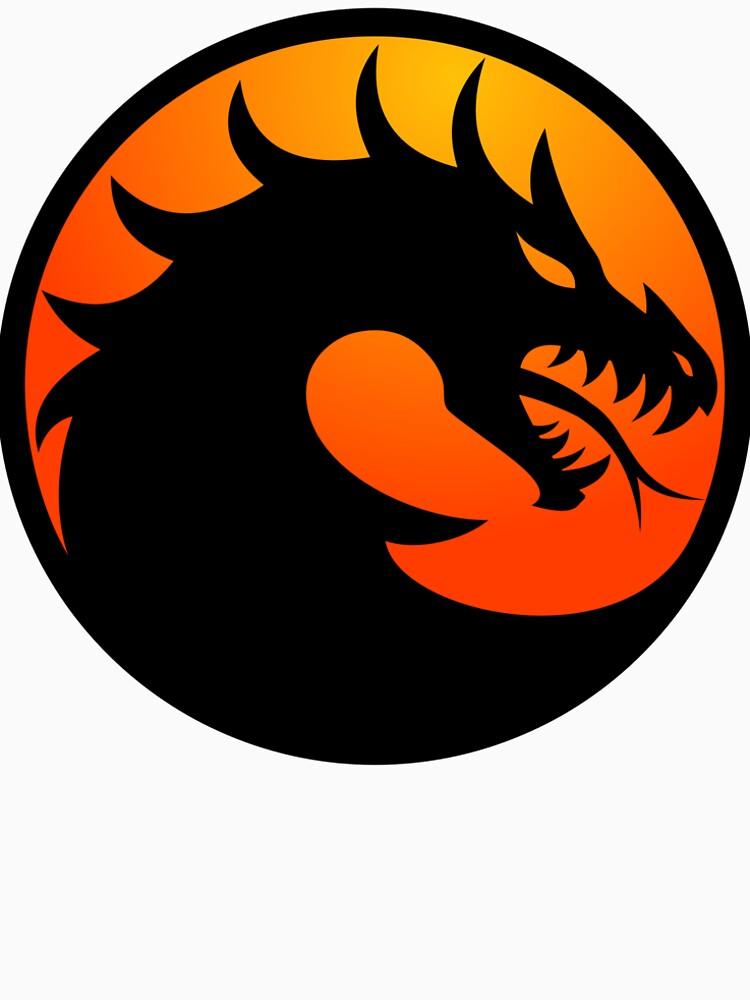 Mortal Dragon Kombat by DG-RA