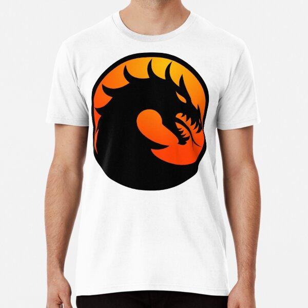 Mortal Dragon Kombat Premium T-Shirt