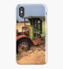 Jalopy Ute iPhone Case/Skin