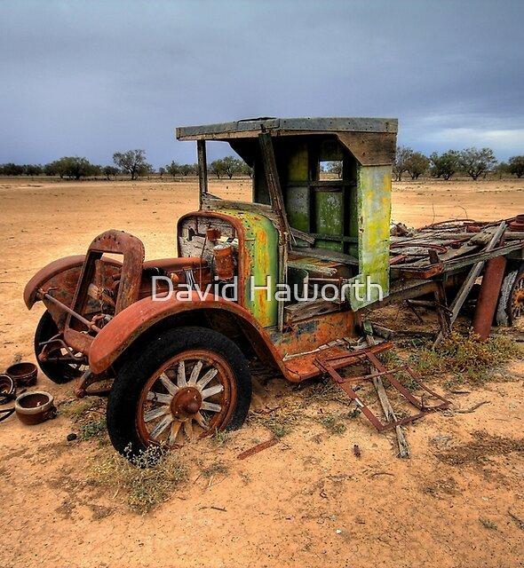Jalopy Ute by David Haworth