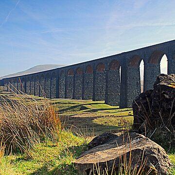 Ribble Head Viaduct. by Billlee