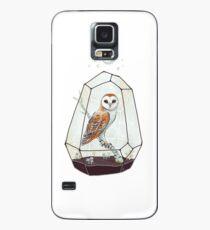 Barn Owl Case/Skin for Samsung Galaxy