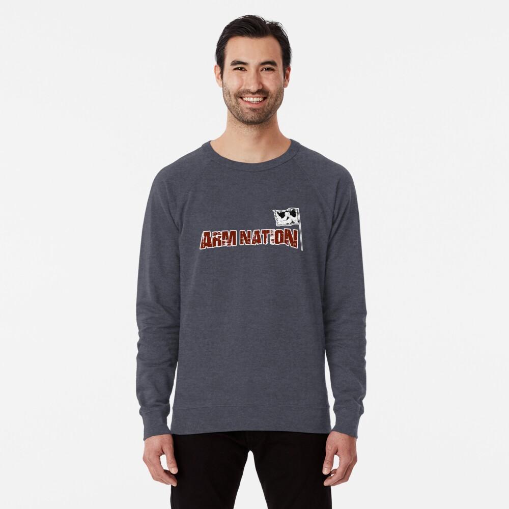 Arm Nation Merchandise Lightweight Sweatshirt