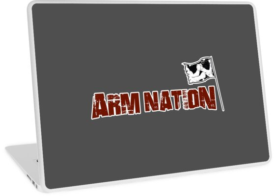 Arm Nation Merchandise by Arm Nation