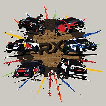World RX by AutomotiveArt