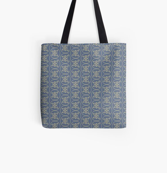 Let's Build a Boat - Logo All Over Print Tote Bag