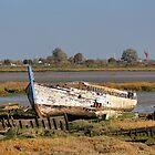 Shipwreck by Vicki Spindler (VHS Photography)