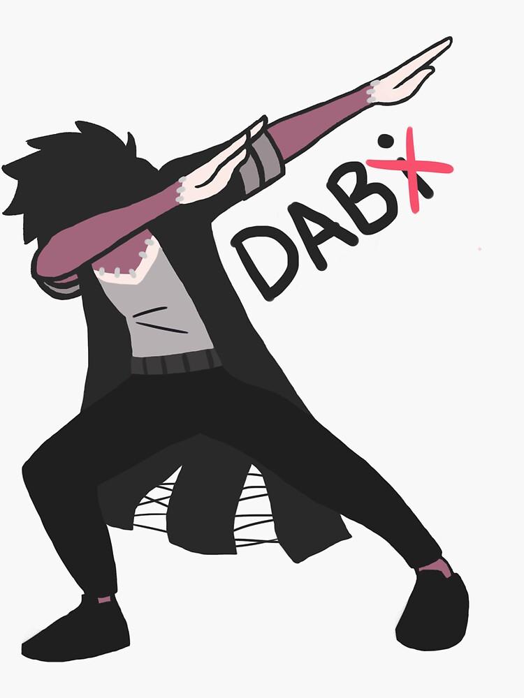 My Hero Academia: Dabi Dabbing by Raygon