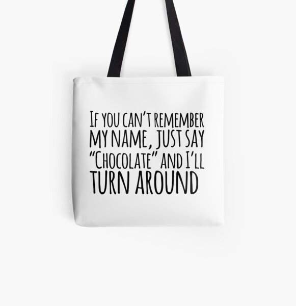 Eco Tote Bag Sleep Totally Overrated Funny Phrase