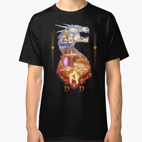 The Dragon Dungeon Classic T-Shirt