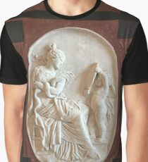 Bas Relief Graphic T-Shirt