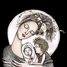 Motherhood: All love begins and ends there by Jenny Wood