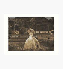 Victorian Era Art Print