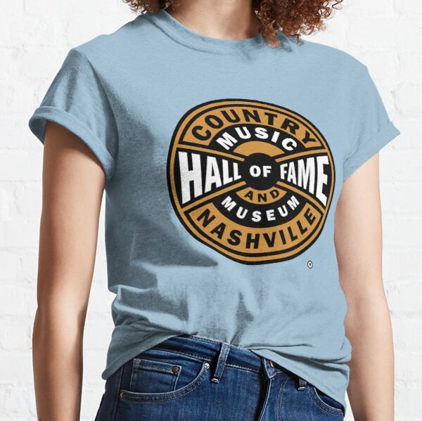 Country Music Hall of Fame Classic T-Shirt
